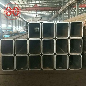 Supplier Hollow section square pipes for construction