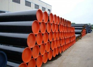 OEM Customized wholesale API 5L SMLS line pipe X42-X70 for Accra Factory