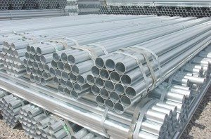 tube Galvanized