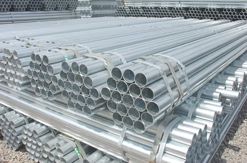 Professional Design Galvanized tube Export to Serbia