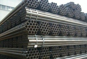 Factory source manufacturing ERW steel pipe Supply to Peru