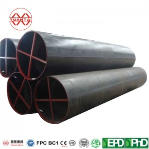 GB T 9711 LSAW Steel Pipe For Conveying Gas