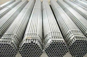 galvanized tube