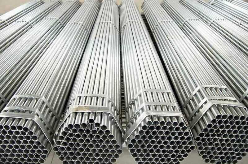 Newly Arrival  Galvanized tube to Malaysia Factories detail pictures