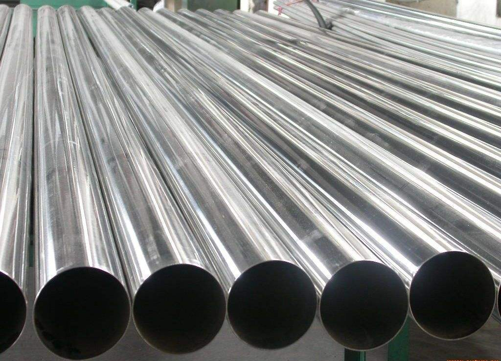 OEM manufacturer custom Stainless steel pipe to Iran Factory detail pictures