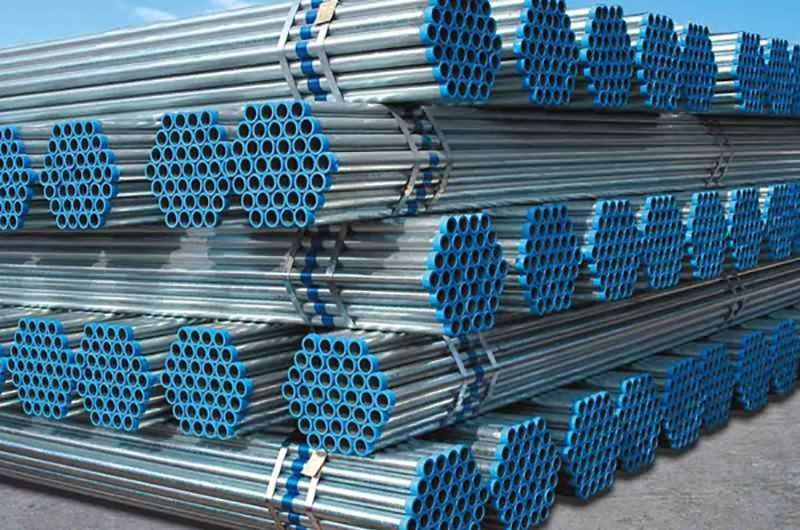 factory customized Galvanized tube for British Importers
