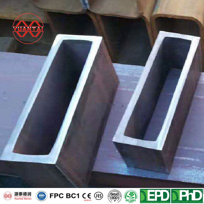 90 degree right angle square and rectangular steel tube Featured Image