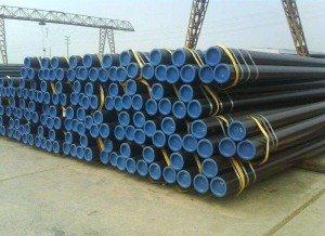 Professional China  API 5L SMLS line pipe X42-X70 to Holland Factories