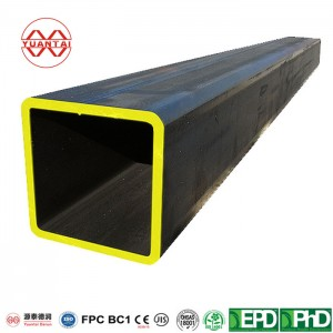 2 inch id square steel tubing supplier