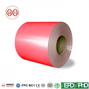 Aluzinc Color Coated Steel Coils