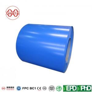 PPGI Galvanized Steel Coil YuantaiDerun