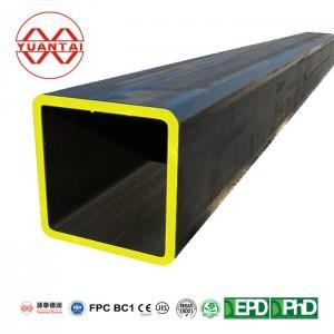 Box column square tube