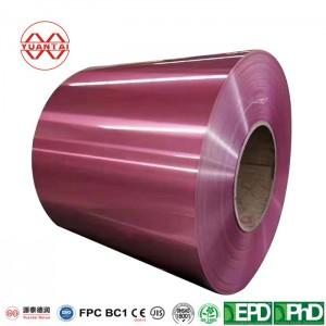 Building Material Steel Coil PPGI Prepainted Galvanized