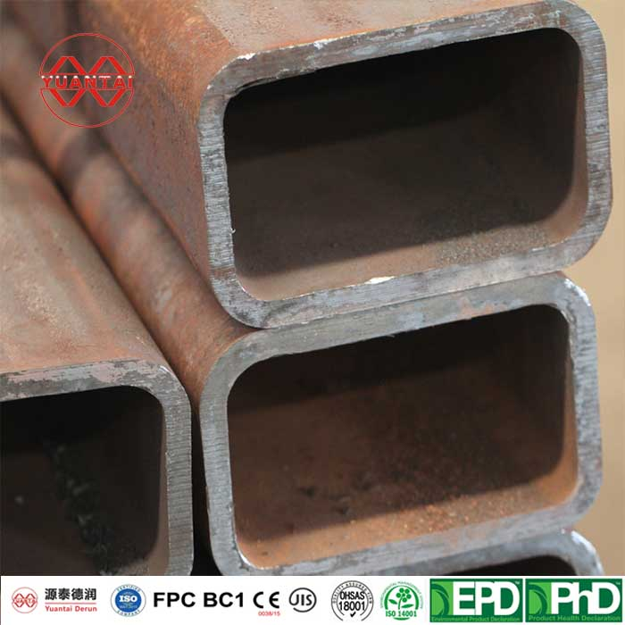 Supplier Hollow section square pipes for construction Featured Image