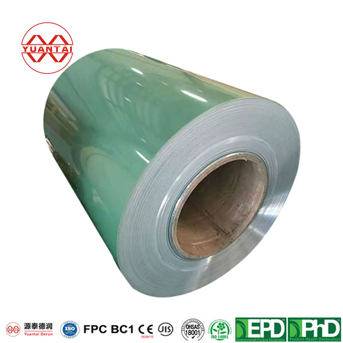 Color Coated Steel Coil RAL9002 White Prepainted Galvanized Steel Coil-0-5