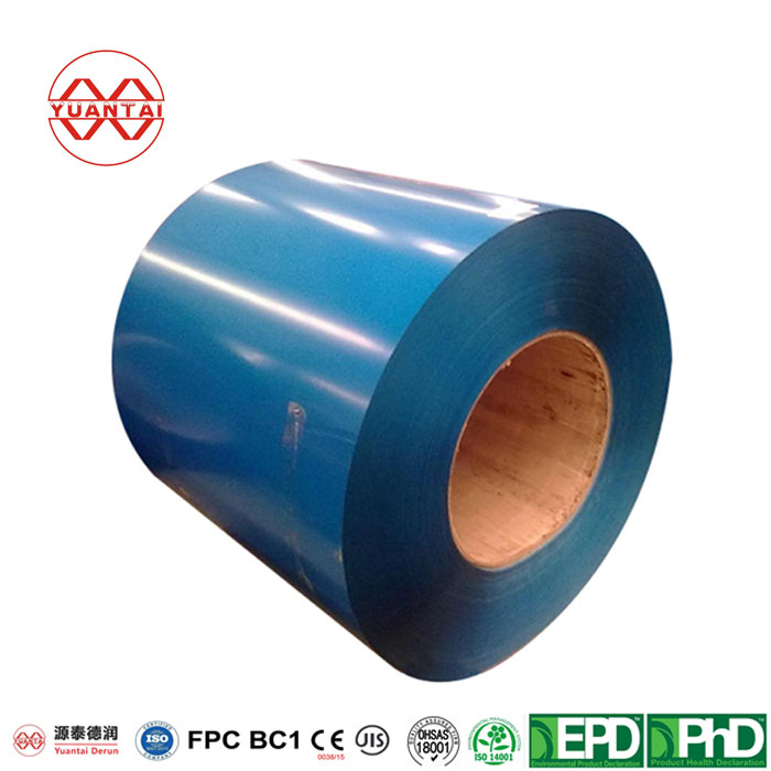 Color Coated Steel Coil RAL9002 White Prepainted Galvanized Steel Coil-0-6