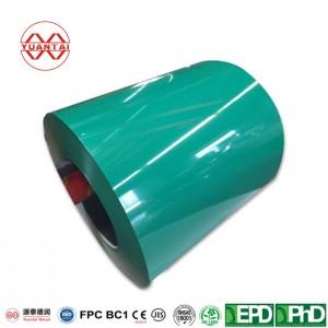 Zinc 60g -275g galvanized steel coils roofing materials