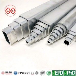 Mass custom production of seamless stainless steel pipe