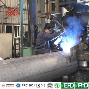 Customized-OEM-LSAW-steel-pipe