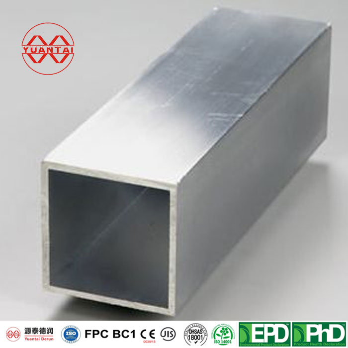 EN10210 EN10219 Rectangle Tube-1-0