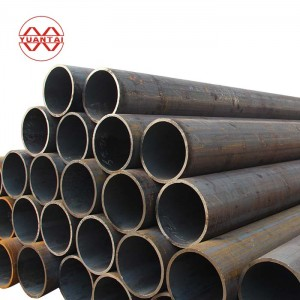 Line Pipe Erw Welded Steel Pipe OIL PIPE Cold Rolled ASTM A182-2001 ASTM A1020-2002
