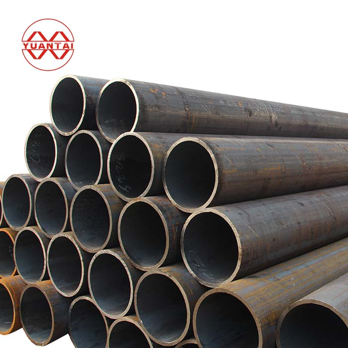 ERW carbon steel square pipe-1