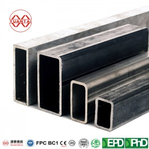 Rectangular Hollow Sections for workshop