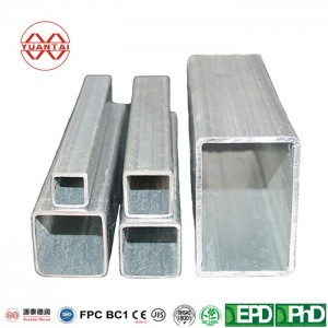 CHEAP GALVANIZED SQUARE HOLLOW SECTION
