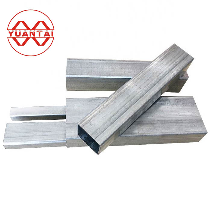 S355 S420 S460 galvanized square steel pipe and tube-4