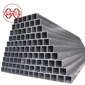 Hot dip galvanized steel pipe wholesale