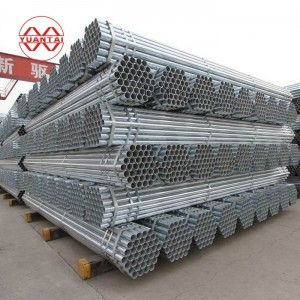 Black Iron Pipe Specifications with 1/2 inch to 10 inch and Thickness 0.8mm to 16mm