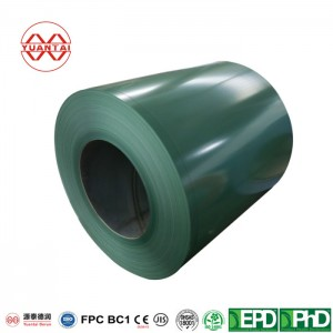 High Quality Prepainted Steel Coils PPGI PPGL Roofing Sheets with Good Prices