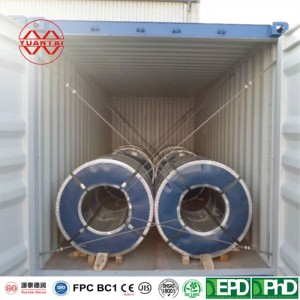 Hot Sale PPGI Galvanized Steel Coil with Lower Price