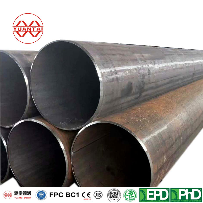 Hot Selling ASTM A53 A106 API 5L ERW Welded pipe-3