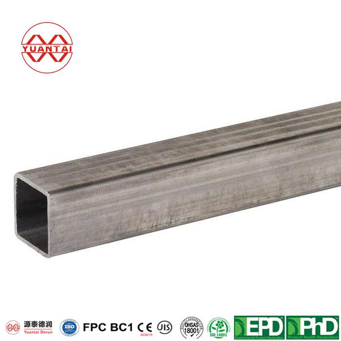 Hot dip galvanized square tube-0