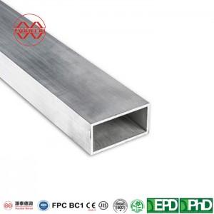 Prefabricated building steel pipe