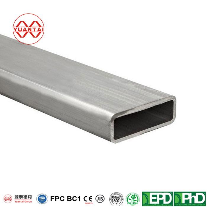Hot dip galvanized square tube-5