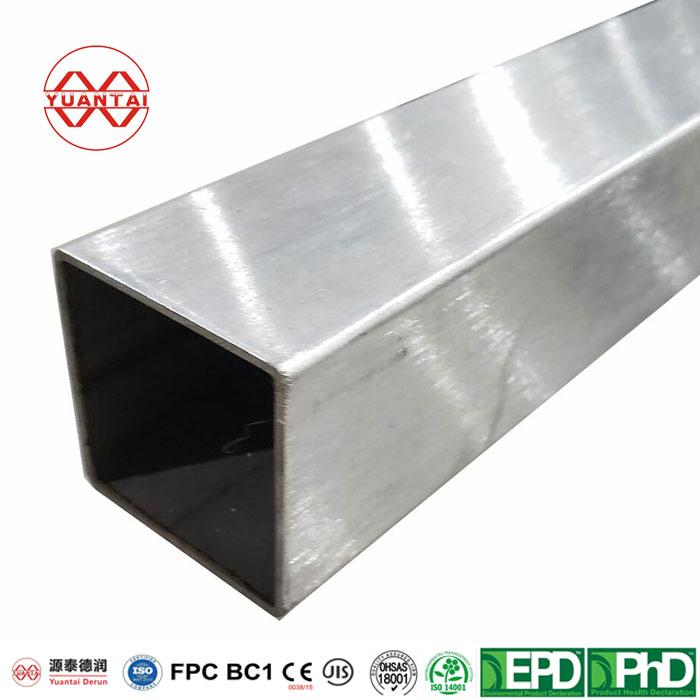 Prefabricated building steel pipe--2