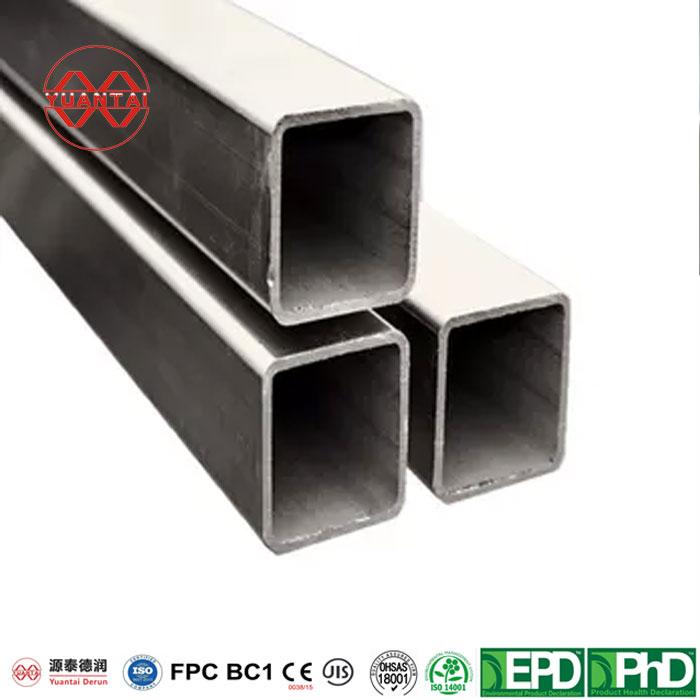 Hot-dip-galvanized-square-pipe-for-tower-crane-manufacture-1