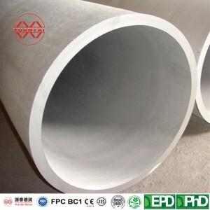 Large seamless tube