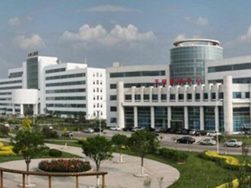 New Tiangang external view