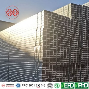 Customized hollow building profile YuantaiDerun