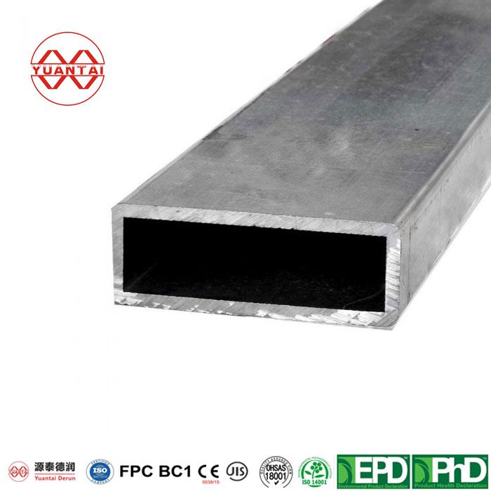 OEM-Hot-galvanized-rectangular-pipe-1
