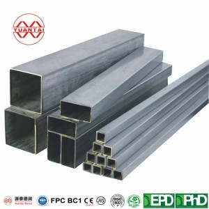 Customized hollow building profile factory