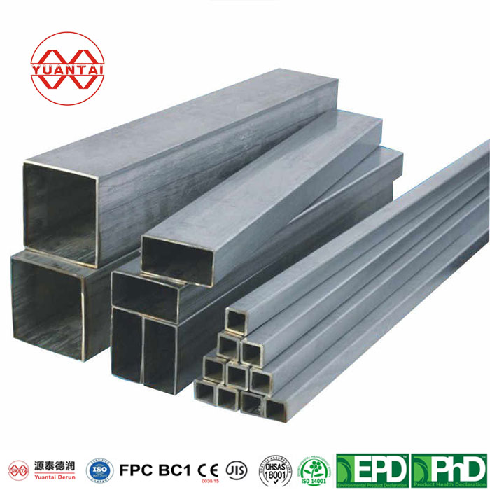Large number of customized hollow building profiles YuantaiDerun-4