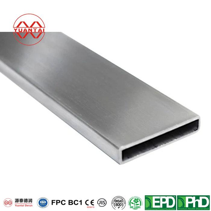 ODM Hot galvanized rectangular tube-2