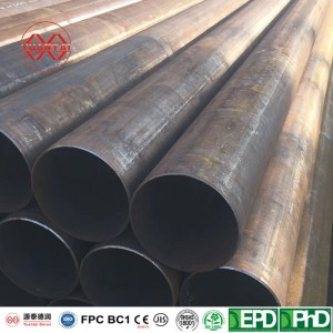 OEM lsaw pipe factory