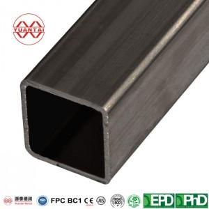 Online Metal Supply Steel Mechanical Square Tube