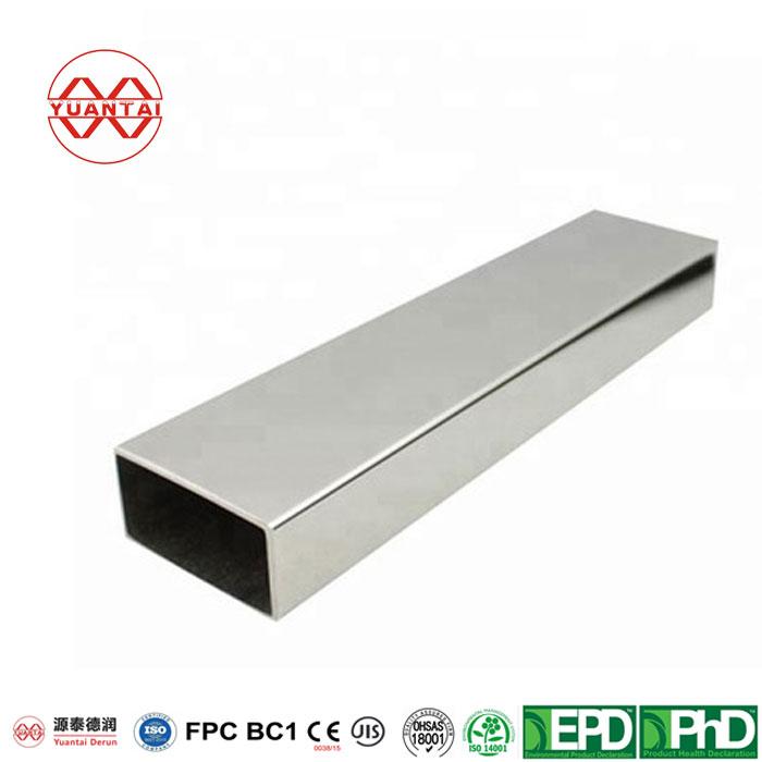 BS EN10219 Standard Seamless Stainless Steel Tubing-0
