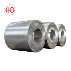 Stainless coil YuantaiDerun